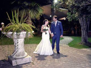 El matrimonio de Waleska y Joaquín