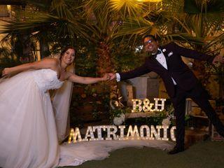 El matrimonio de Bárbara y Héctor
