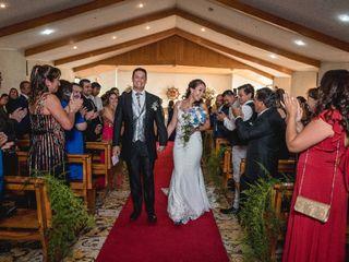 El matrimonio de Linda  y Jorge  2