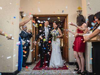 El matrimonio de Linda  y Jorge  3