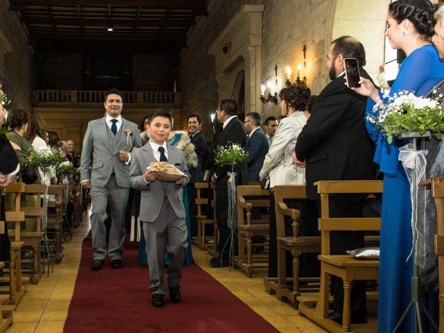 El matrimonio de Fernando y Francesca en La Serena, Elqui 6