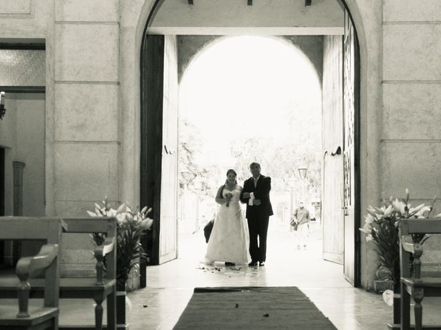 El matrimonio de Fernando y Francesca en La Serena, Elqui 7
