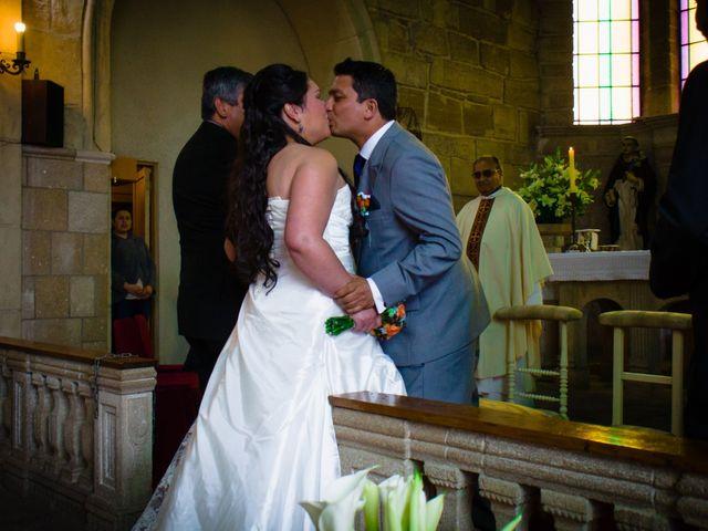 El matrimonio de Fernando y Francesca en La Serena, Elqui 8