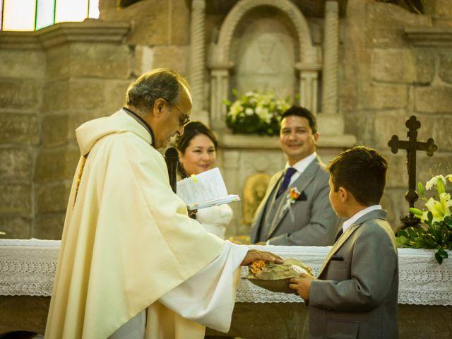 El matrimonio de Fernando y Francesca en La Serena, Elqui 10
