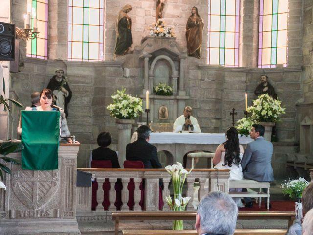 El matrimonio de Fernando y Francesca en La Serena, Elqui 11