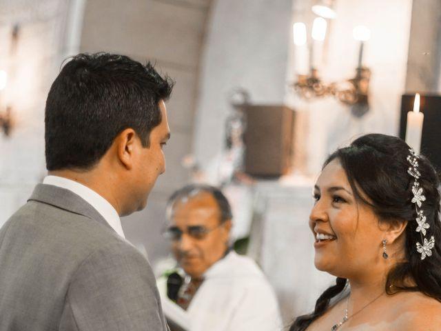 El matrimonio de Fernando y Francesca en La Serena, Elqui 13