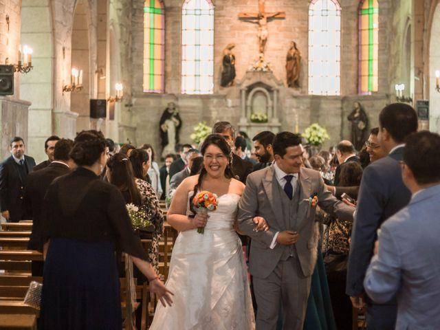 El matrimonio de Fernando y Francesca en La Serena, Elqui 16