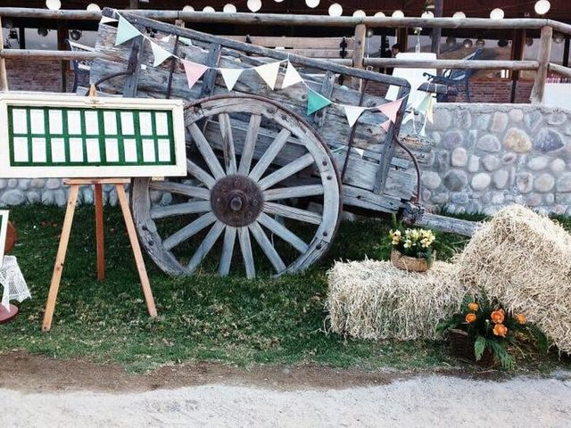 El matrimonio de Fernando y Francesca en La Serena, Elqui 18