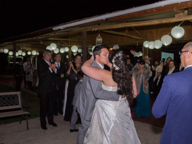 El matrimonio de Fernando y Francesca en La Serena, Elqui 30