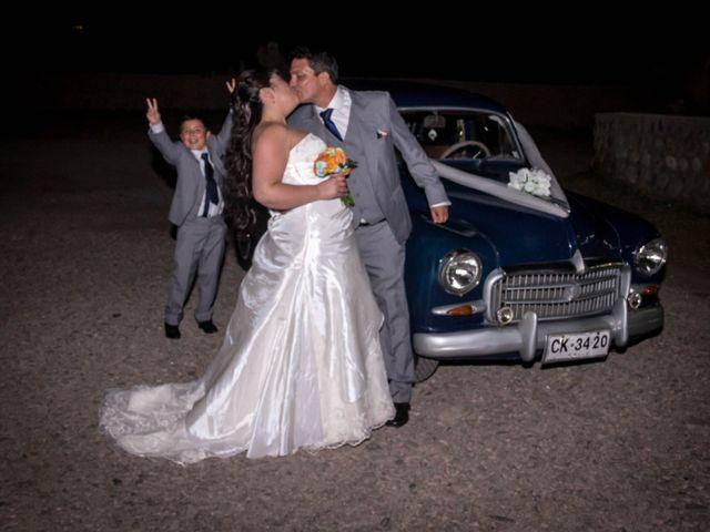 El matrimonio de Fernando y Francesca en La Serena, Elqui 31