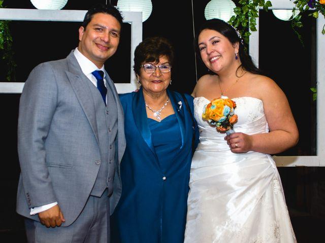 El matrimonio de Fernando y Francesca en La Serena, Elqui 39