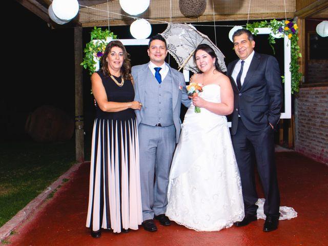 El matrimonio de Fernando y Francesca en La Serena, Elqui 44