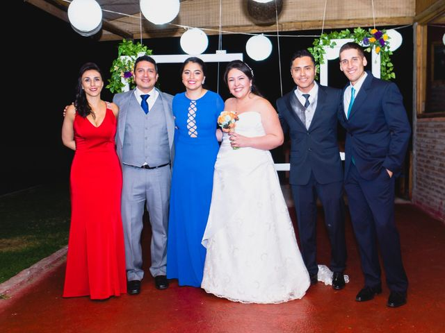 El matrimonio de Fernando y Francesca en La Serena, Elqui 45