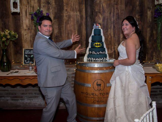 El matrimonio de Fernando y Francesca en La Serena, Elqui 46