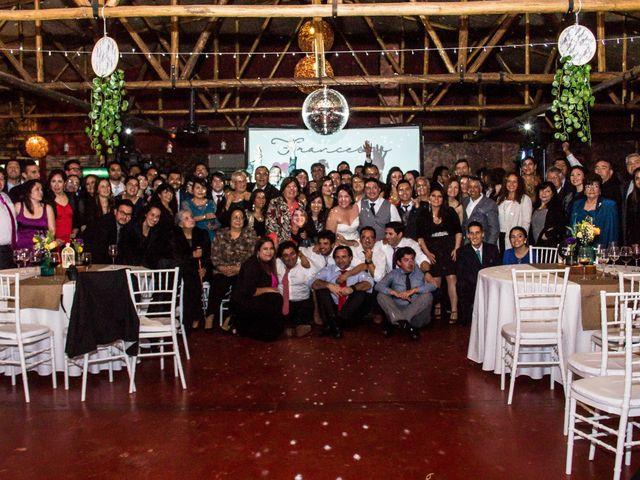 El matrimonio de Fernando y Francesca en La Serena, Elqui 49