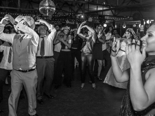 El matrimonio de Fernando y Francesca en La Serena, Elqui 53