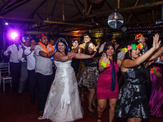 El matrimonio de Fernando y Francesca en La Serena, Elqui 54