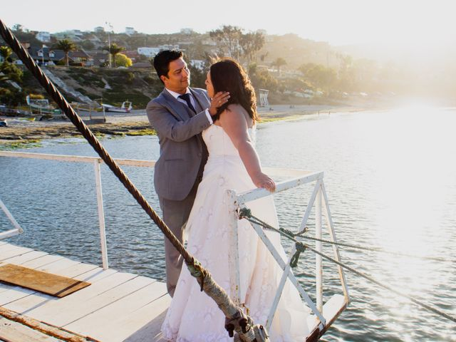 El matrimonio de Fernando y Francesca en La Serena, Elqui 92