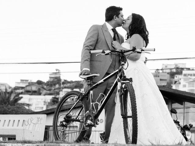 El matrimonio de Fernando y Francesca en La Serena, Elqui 94