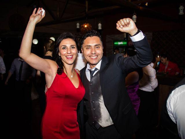 El matrimonio de Fernando y Francesca en La Serena, Elqui 58