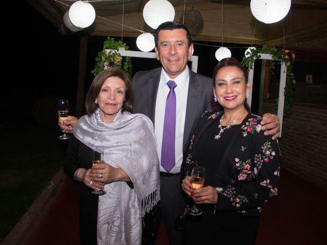 El matrimonio de Fernando y Francesca en La Serena, Elqui 68