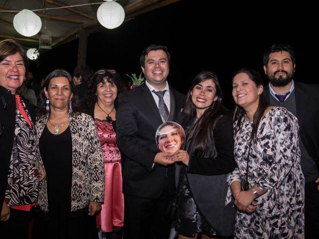 El matrimonio de Fernando y Francesca en La Serena, Elqui 76