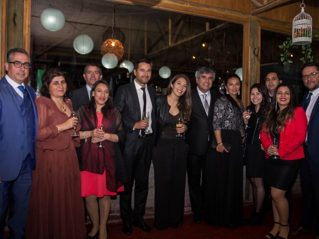 El matrimonio de Fernando y Francesca en La Serena, Elqui 70
