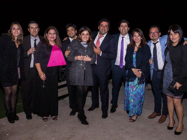 El matrimonio de Fernando y Francesca en La Serena, Elqui 67