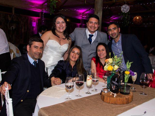 El matrimonio de Fernando y Francesca en La Serena, Elqui 88