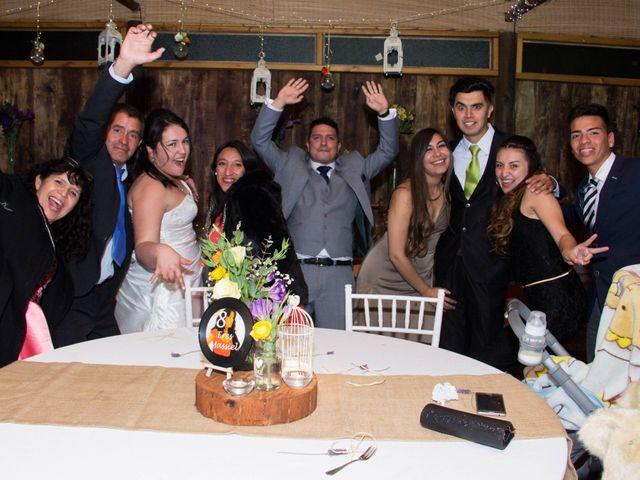 El matrimonio de Fernando y Francesca en La Serena, Elqui 81