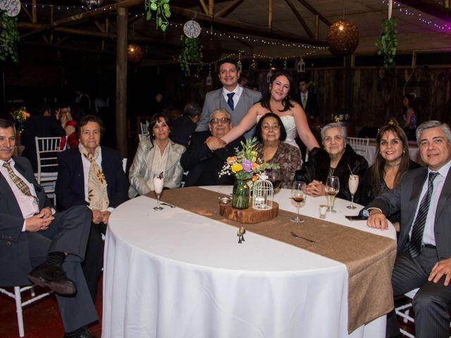 El matrimonio de Fernando y Francesca en La Serena, Elqui 82