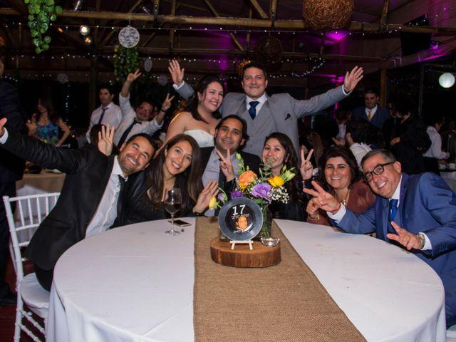 El matrimonio de Fernando y Francesca en La Serena, Elqui 84