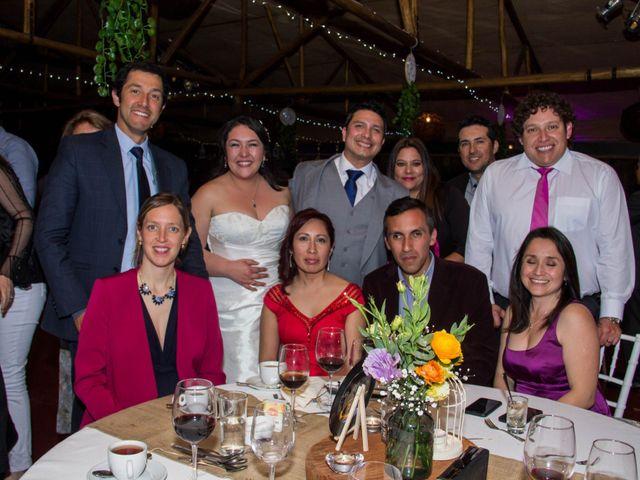 El matrimonio de Fernando y Francesca en La Serena, Elqui 85