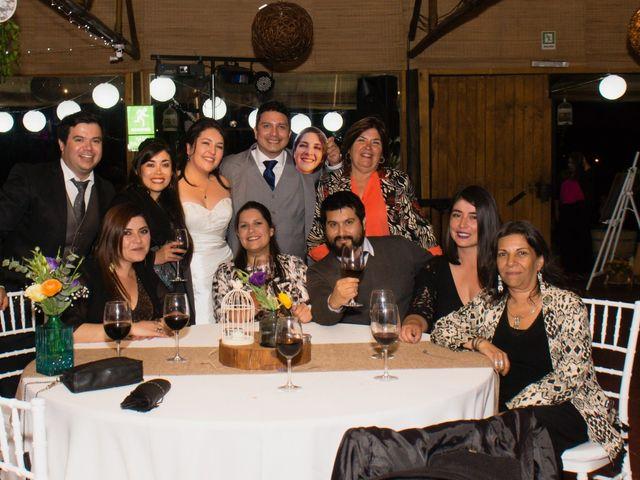 El matrimonio de Fernando y Francesca en La Serena, Elqui 62