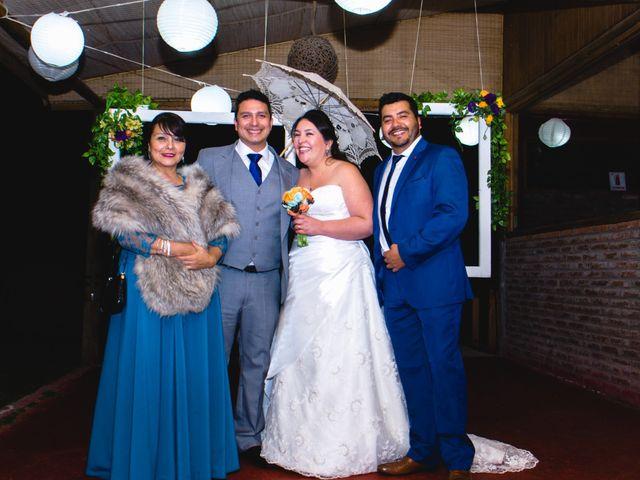 El matrimonio de Fernando y Francesca en La Serena, Elqui 37