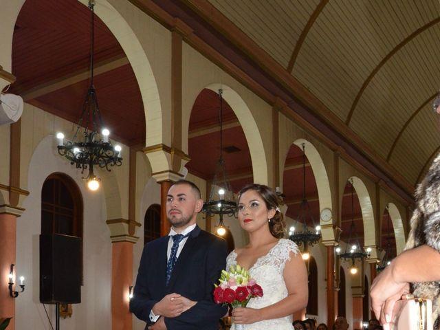 El matrimonio de Henry y Valentina en Los Ángeles, Bío-Bío 4