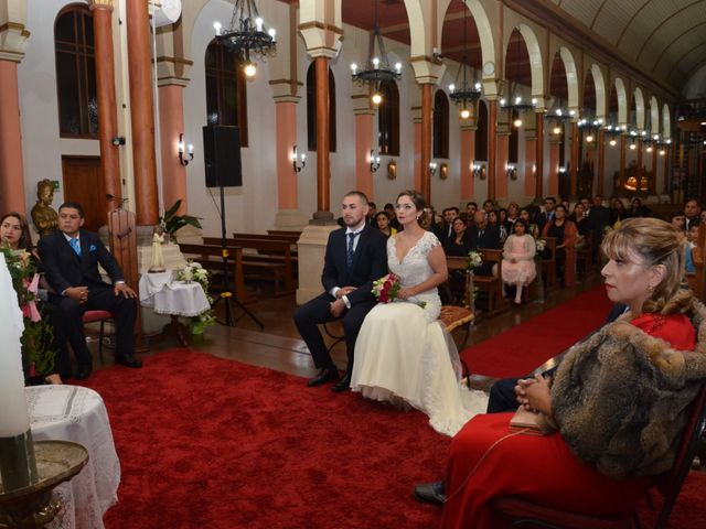 El matrimonio de Henry y Valentina en Los Ángeles, Bío-Bío 2