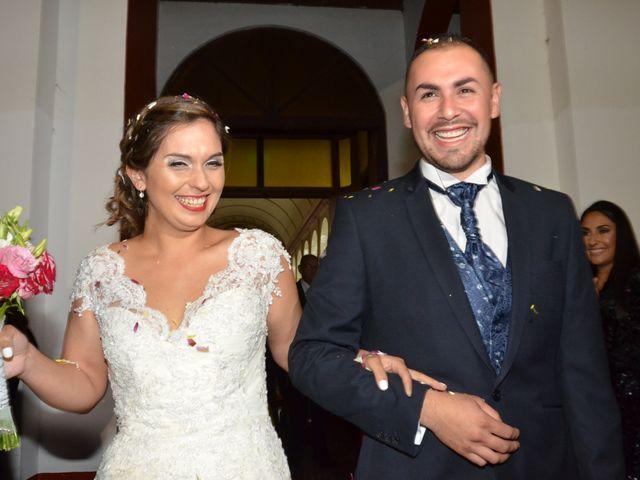 El matrimonio de Valentina y Henry
