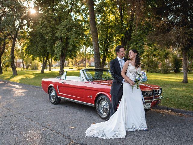 El matrimonio de Linda  y Jorge