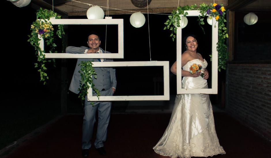 El matrimonio de Fernando y Francesca en La Serena, Elqui