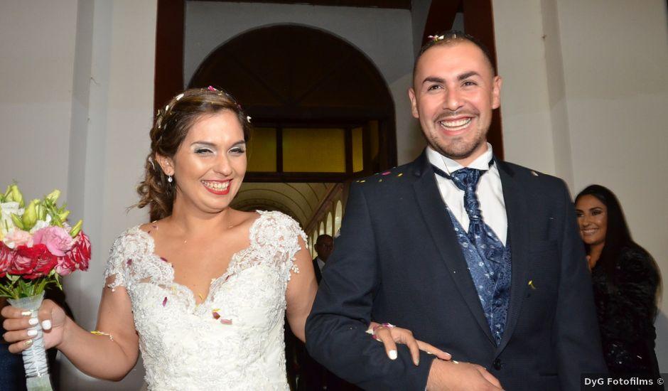 El matrimonio de Henry y Valentina en Los Ángeles, Bío-Bío