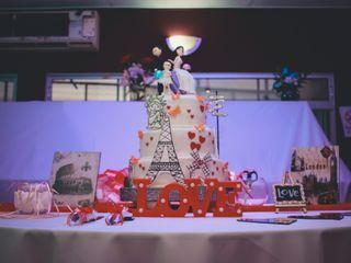 El matrimonio de Ivonne y Sebastían 2