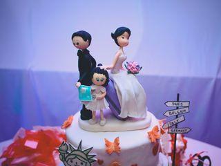 El matrimonio de Ivonne y Sebastían 3