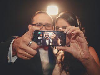 El matrimonio de Ivonne y Sebastían