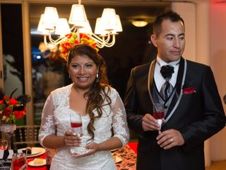 El matrimonio de Maribel y Víctor