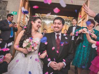 El matrimonio de Fabián y Karen 2