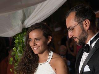 El matrimonio de Isidora  y Rodrigo  2