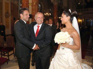 El matrimonio de Mariela y Fabricio 1