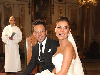 El matrimonio de Mariela y Fabricio 3