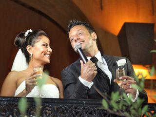 El matrimonio de Mariela y Fabricio
